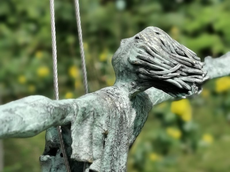 Galerie Oudenhove - Anke Birnie - Vrij Hangend - brons - unica