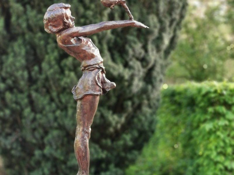 Galerie Oudenhove - Frank Stoopman - Petit Paradis - brons
