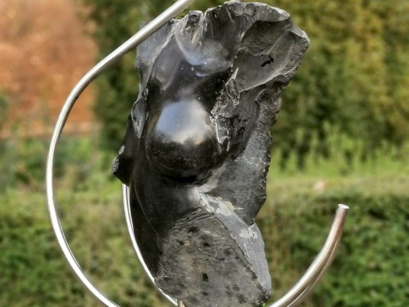 Galerie Oudenhove - Hans van Uden - Trots - Mazy,RVS - unica