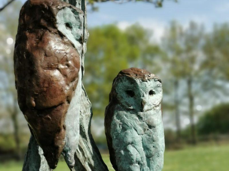 Galerie Oudenhove - Jonneke Kodde - Nachtwacht - brons